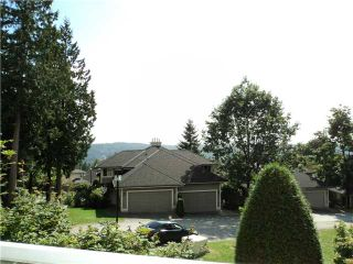 """Photo 15: # 40 181 RAVINE DR in Port Moody: Heritage Mountain Townhouse for sale in """"THE VIEWPOINT"""" : MLS®# V1024691"""