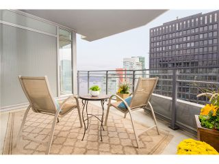 """Photo 8: 2804 1205 W HASTINGS Street in Vancouver: Coal Harbour Condo for sale in """"CIELO"""" (Vancouver West)  : MLS®# V1026183"""