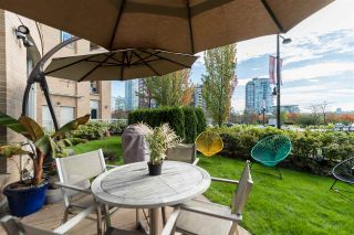 Photo 2: 103 388 DRAKE STREET in Vancouver: Yaletown Condo for sale (Vancouver West)  : MLS®# R2111849