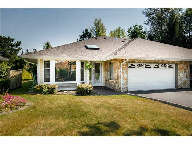 Main Photo: 23 21746 52ND AVENUE in : Murrayville Townhouse for sale : MLS®# F1419888
