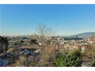 """Photo 16: 1808 E PENDER Street in Vancouver: Hastings Townhouse for sale in """"AZALEA HOMES"""" (Vancouver East)  : MLS®# V1051679"""