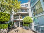 """Main Photo: 109 8430 JELLICOE Street in Vancouver: South Marine Condo for sale in """"The Boardwalk"""" (Vancouver East)  : MLS®# R2589631"""