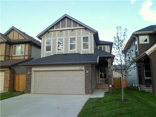 Main Photo: 227 CRANARCH Landing SE in : Cranston Residential Detached Single Family for sale (Calgary)  : MLS®# C3574807