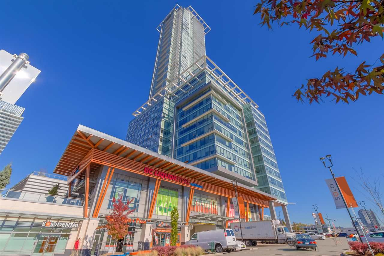 """Main Photo: 4202 4485 SKYLINE Drive in Burnaby: Brentwood Park Condo for sale in """"ALTUS AT SOLO"""" (Burnaby North)  : MLS®# R2316432"""