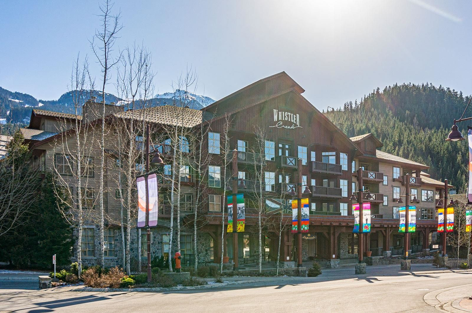 """Main Photo: 203A 2036 LONDON Lane in Whistler: Whistler Creek Condo for sale in """"LEGENDS"""" : MLS®# R2623208"""