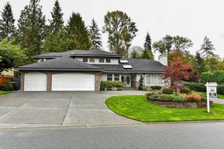 """Photo 1: 8098 148A Street in Surrey: Bear Creek Green Timbers House for sale in """"MORNINGSIDE ESTATES"""" : MLS®# R2114468"""