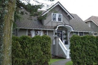 Photo 1: 4250 Blenheim Street in Vancouver: Home for sale