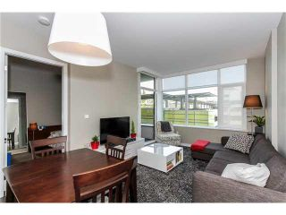 """Photo 4: 512 181 W 1ST Avenue in Vancouver: False Creek Condo for sale in """"BROOK-THE VILLAGE ON FALSE CREEK"""" (Vancouver West)  : MLS®# V1134606"""