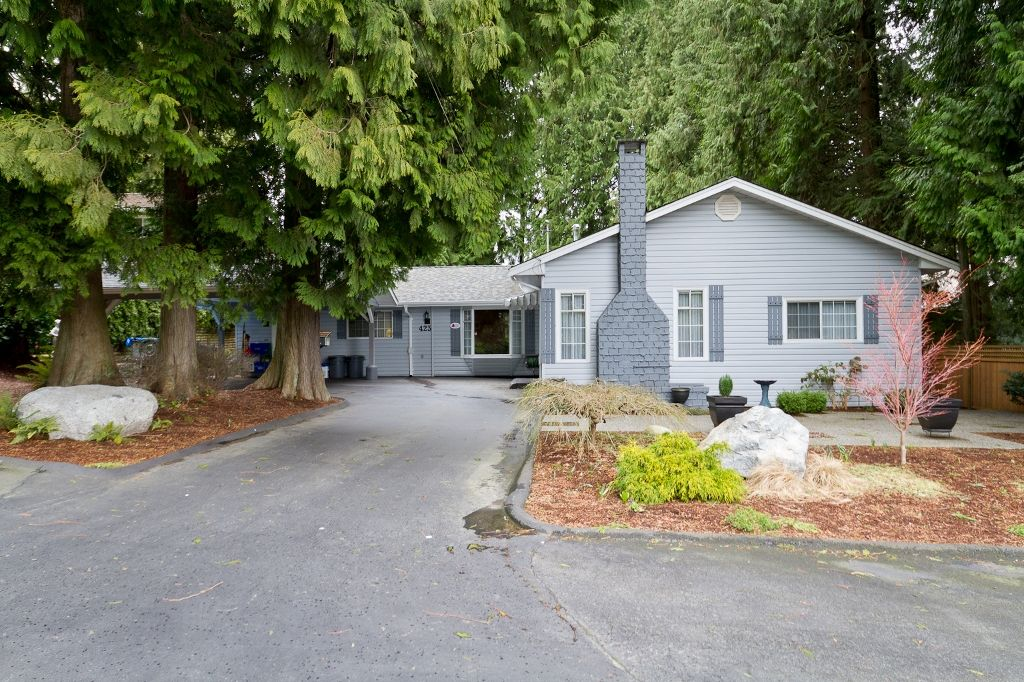 Photo 1: Photos: 423 WALKER Street in Coquitlam: Coquitlam West House for sale : MLS®# V938751