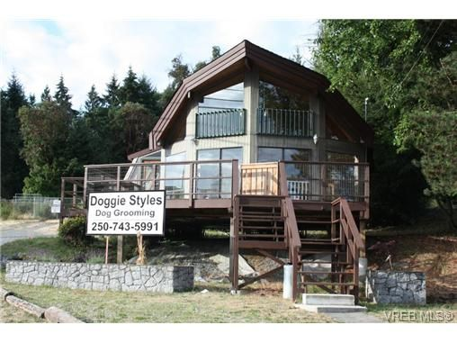 Photo 5: Photos: 2490 Trans Canada Hwy in COBBLE HILL: ML Mill Bay Retail for sale (Malahat & Area)  : MLS®# 736684
