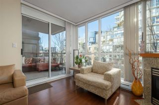 """Photo 4: 312 1450 W 6TH Avenue in Vancouver: Fairview VW Condo for sale in """"VERONA OF PORTICO"""" (Vancouver West)  : MLS®# R2543985"""