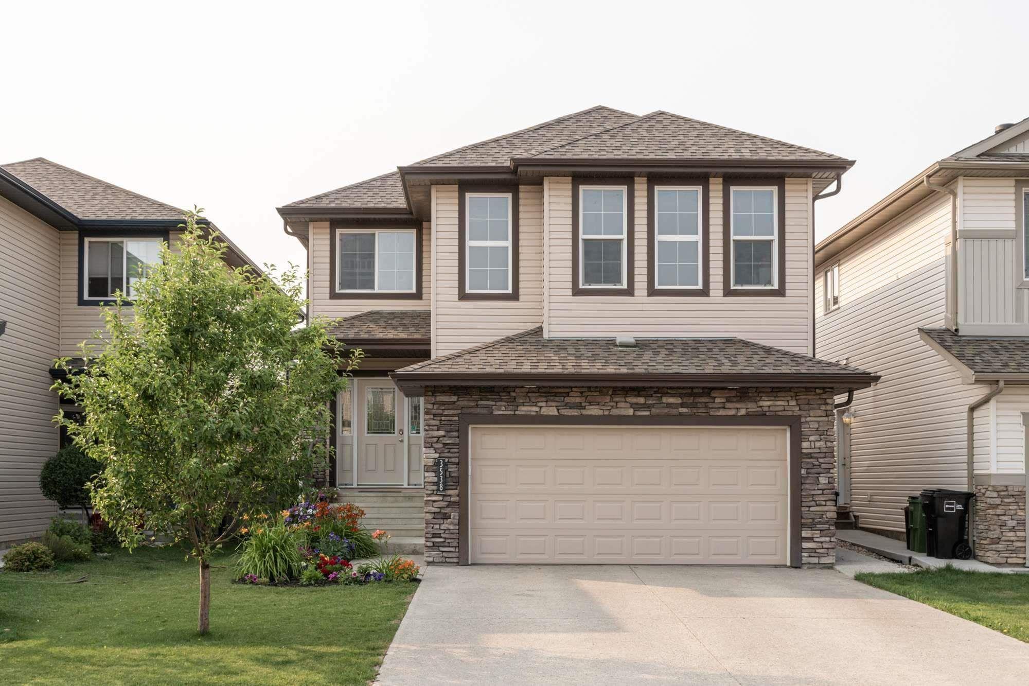Main Photo: 3538 CLAXTON Crescent in Edmonton: Zone 55 House for sale : MLS®# E4256610