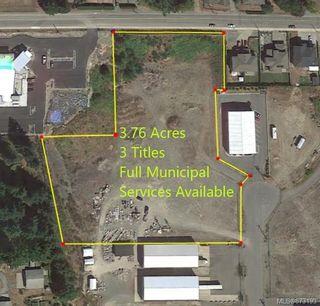 Photo 1: Lt 23,24&25 Scott Rd in : Du East Duncan Unimproved Land for sale (Duncan)  : MLS®# 873199