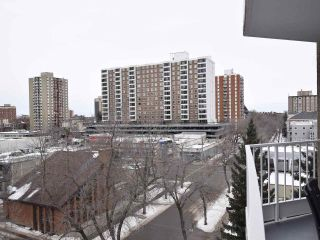 Photo 14: 605 10045 117 Street in Edmonton: Zone 12 Condo for sale : MLS®# E4229549