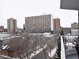 Photo 14: 605 10045 117 Street in Edmonton: Zone 12 Condo for sale : MLS®# E4229549
