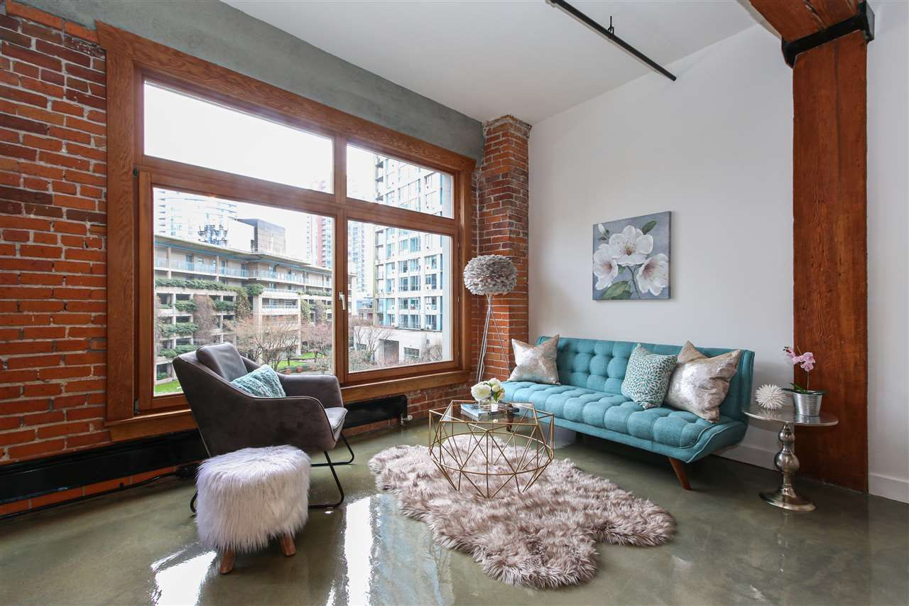 """Main Photo: 506 518 BEATTY Street in Vancouver: Downtown VW Condo for sale in """"Studio 518"""" (Vancouver West)  : MLS®# R2540044"""