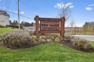 "Photo 24: 35 34230 ELMWOOD Drive in Abbotsford: Abbotsford East Townhouse for sale in ""TEN OAKS"" : MLS®# R2496403"
