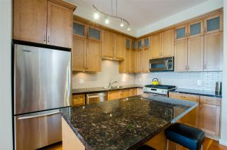 """Photo 5: 311 250 SALTER Street in New Westminster: Queensborough Condo for sale in """"PADDLERS LANDING"""" : MLS®# R2445205"""