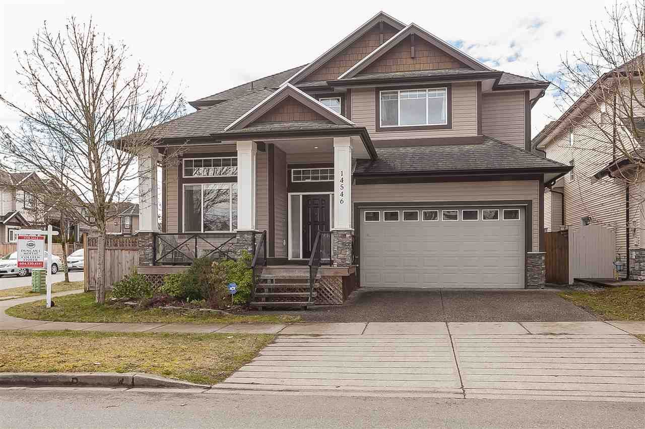 """Main Photo: 14546 59A Avenue in Surrey: Sullivan Station House for sale in """"Sullivan Station"""" : MLS®# R2505137"""