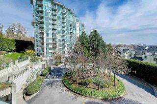 Photo 1: 503 2733 CHANDLERY Place in Vancouver: South Marine Condo for sale (Vancouver East)  : MLS®# R2560176