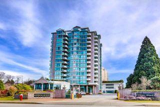 """Photo 1: 1107 7500 GRANVILLE Avenue in Richmond: Brighouse South Condo for sale in """"IMPERIAL GRAND"""" : MLS®# R2548108"""