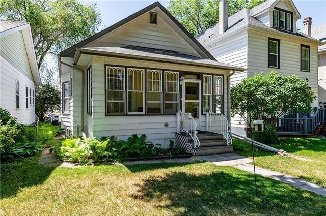 Main Photo: 142 Kitson Street in Winnipeg: Norwood Residential for sale (2B)  : MLS®# 1917827