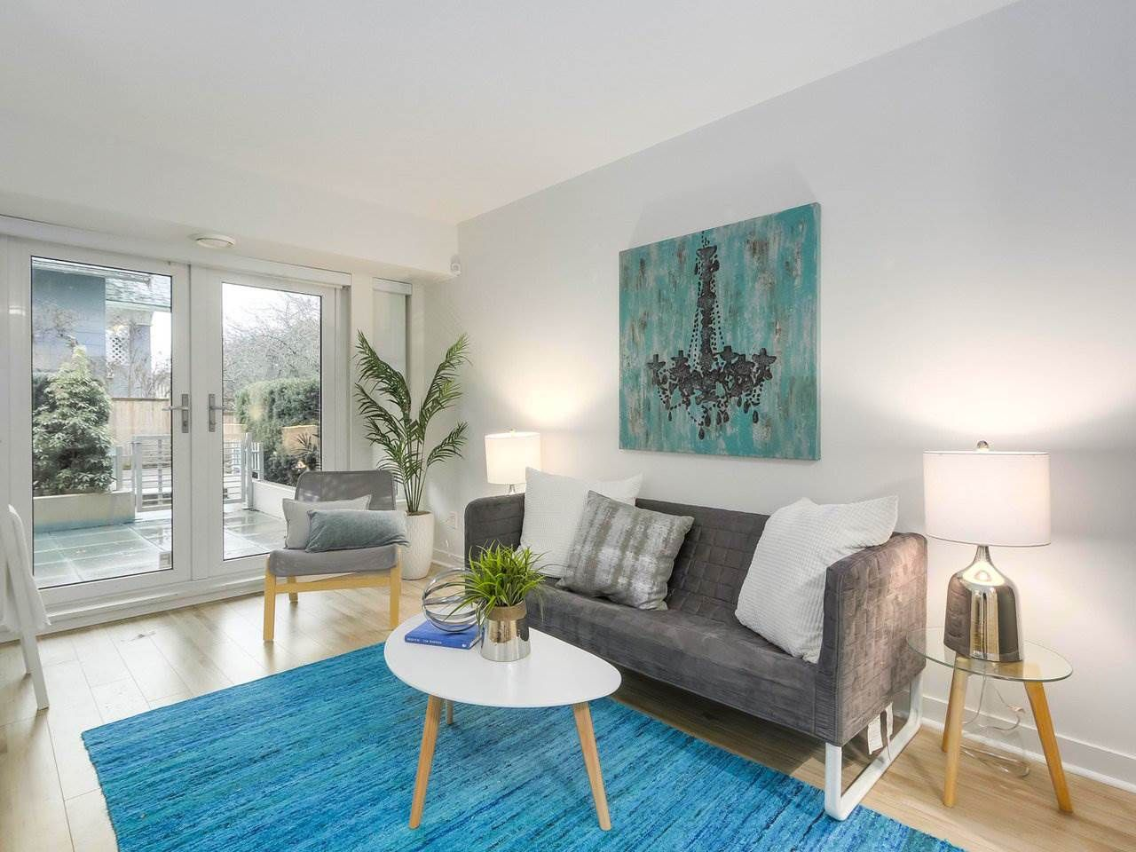 """Main Photo: 2 2888 E 2ND Avenue in Vancouver: Renfrew VE Condo for sale in """"SESAME"""" (Vancouver East)  : MLS®# R2230613"""