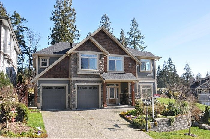 """Main Photo: 2 13210 SHOESMITH Crescent in Maple Ridge: Silver Valley House for sale in """"ROCK POINT"""" : MLS®# R2037503"""