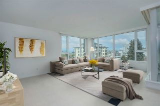 """Photo 2: 803 5425 YEW Street in Vancouver: Kerrisdale Condo for sale in """"THE BELMONT"""" (Vancouver West)  : MLS®# R2563051"""