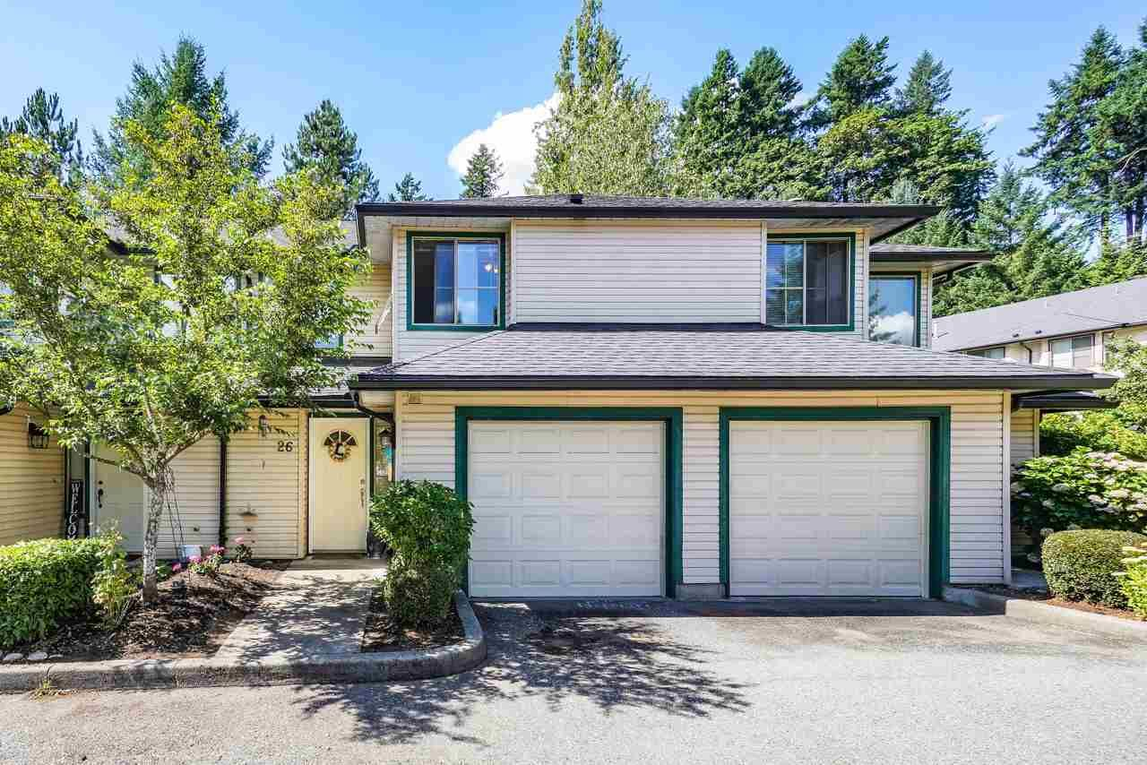 """Photo 19: Photos: 26 21960 RIVER Road in Maple Ridge: West Central Townhouse for sale in """"FOXBOROUGH HILLS"""" : MLS®# R2490584"""