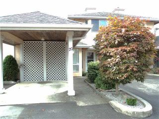 """Photo 1: 20 11950 LAITY Street in Maple Ridge: West Central Townhouse for sale in """"THE MAPLES"""" : MLS®# V1137328"""