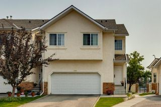 Main Photo: 340 Prominence Heights SW in Calgary: Patterson Row/Townhouse for sale : MLS®# A1132166