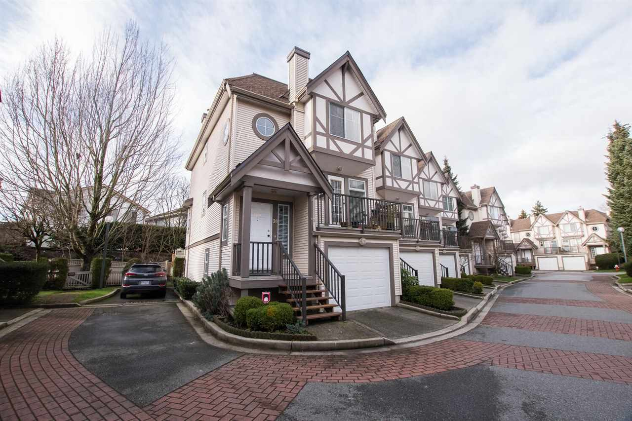 """Main Photo: 28 22711 NORTON Court in Richmond: Hamilton RI Townhouse for sale in """"Fraserwood Place"""" : MLS®# R2536373"""