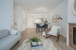 """Photo 2: 203 1468 W 14TH Avenue in Vancouver: Fairview VW Condo for sale in """"AVEDON"""" (Vancouver West)  : MLS®# R2511905"""