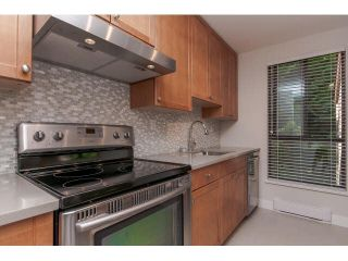 """Photo 1: 303 8688 CENTAURUS Circle in Burnaby: Simon Fraser Hills Condo for sale in """"MOUNTAIN WOOD"""" (Burnaby North)  : MLS®# V1139511"""