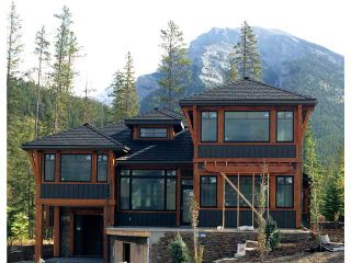 Photo 1: 608 SILVERTIP Road: Canmore House for sale : MLS®# C3651214