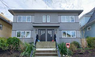 Photo 1: 314-316 W 13TH Avenue in Vancouver: Mount Pleasant VW House for sale (Vancouver West)  : MLS®# R2548143