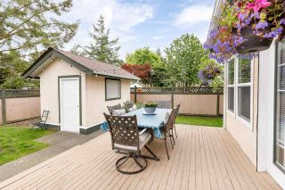 """Photo 34: 6356 187A Street in Surrey: Cloverdale BC House for sale in """"Eagle Crest"""" (Cloverdale)  : MLS®# R2586904"""