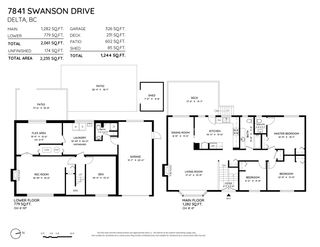 Photo 37: 7841 SWANSON Drive in Delta: Scottsdale House for sale (N. Delta)  : MLS®# R2580723