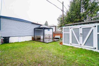 """Photo 28: 21 9132 120 Street in Surrey: Queen Mary Park Surrey Manufactured Home for sale in """"SCOTT PLAZA"""" : MLS®# R2526353"""