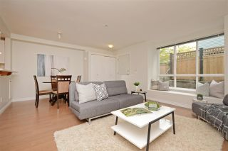 Photo 3: 7308 HAWTHORNE TERRACE in Burnaby: Highgate Townhouse for sale (Burnaby South)  : MLS®# R2372193