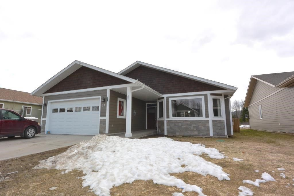 "Main Photo: 27 STARLITER Way in Smithers: Smithers - Town House for sale in ""WATSON'S LANDING"" (Smithers And Area (Zone 54))  : MLS®# R2259958"