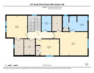 Photo 32: 317 South Point Green SW: Airdrie Detached for sale : MLS®# A1112953