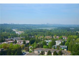"""Photo 1: 2404 3755 BARTLETT Court in Burnaby: Sullivan Heights Condo for sale in """"Timbelea/Oak"""" (Burnaby North)  : MLS®# V981075"""