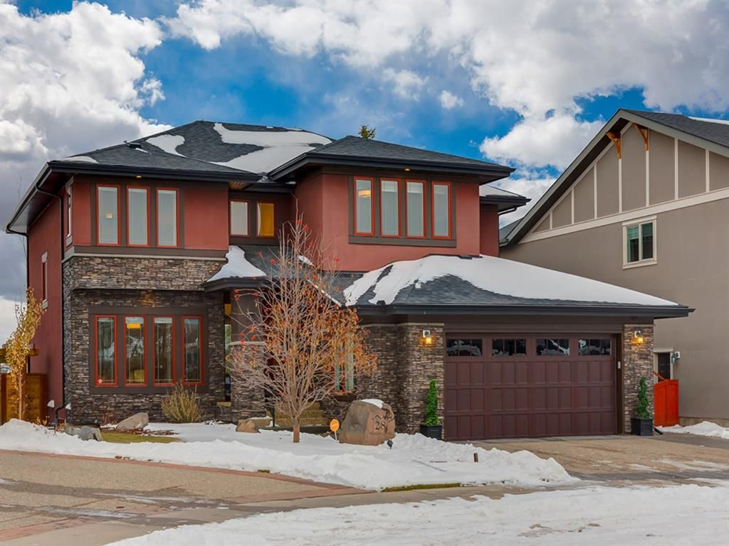 Main Photo: 28 Westpark Court SW in Calgary: West Springs Detached for sale : MLS®# A1069632