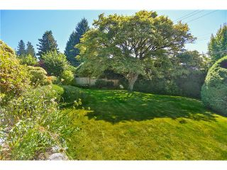 """Photo 20: 2095 MATHERS Avenue in West Vancouver: Ambleside House for sale in """"AMBLESIDE"""" : MLS®# V1078754"""