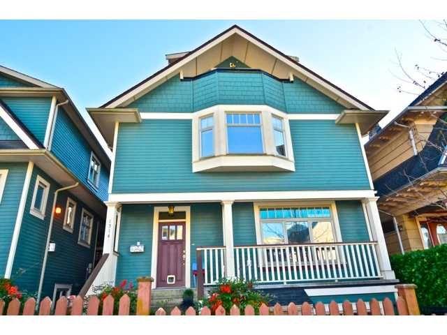 Main Photo: 1516 GRAVELEY ST in Vancouver: Grandview VE Condo for sale (Vancouver East)  : MLS®# V1106722