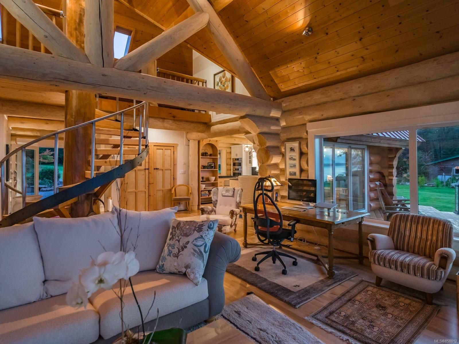 Photo 12: Photos: 6030 MINE Rd in : NI Port McNeill House for sale (North Island)  : MLS®# 858012