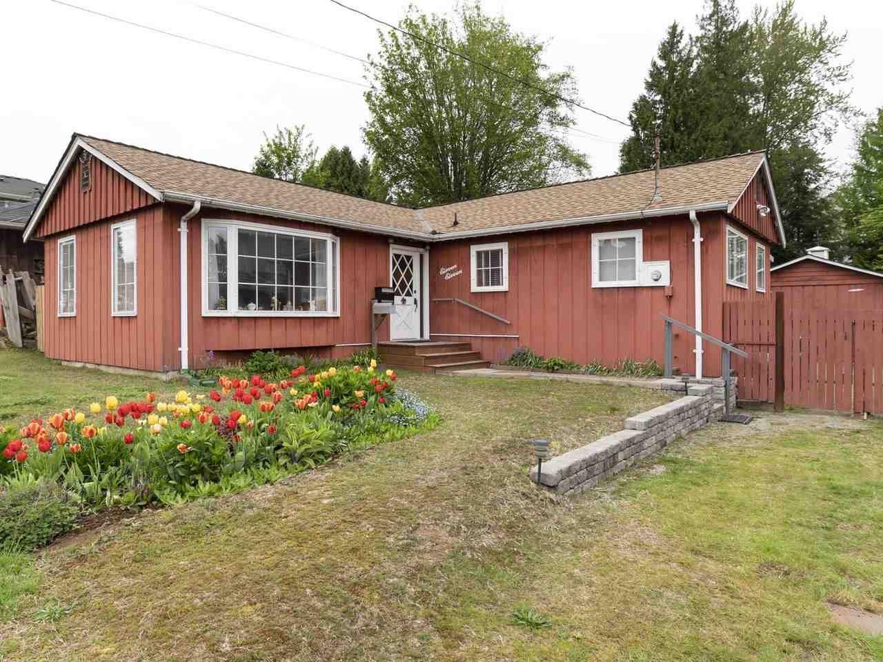 Main Photo: 1111 REGAN Avenue in Coquitlam: Central Coquitlam House for sale : MLS®# R2452577