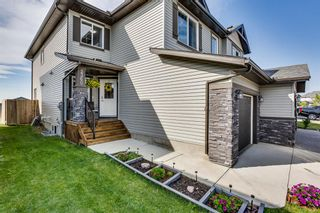 Photo 28: 2360 BAYWATER Crescent SW: Airdrie Semi Detached for sale : MLS®# A1025876